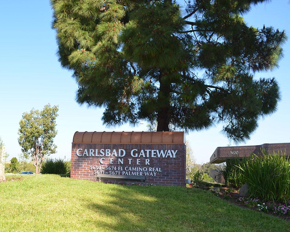 Gateway Center Entrance