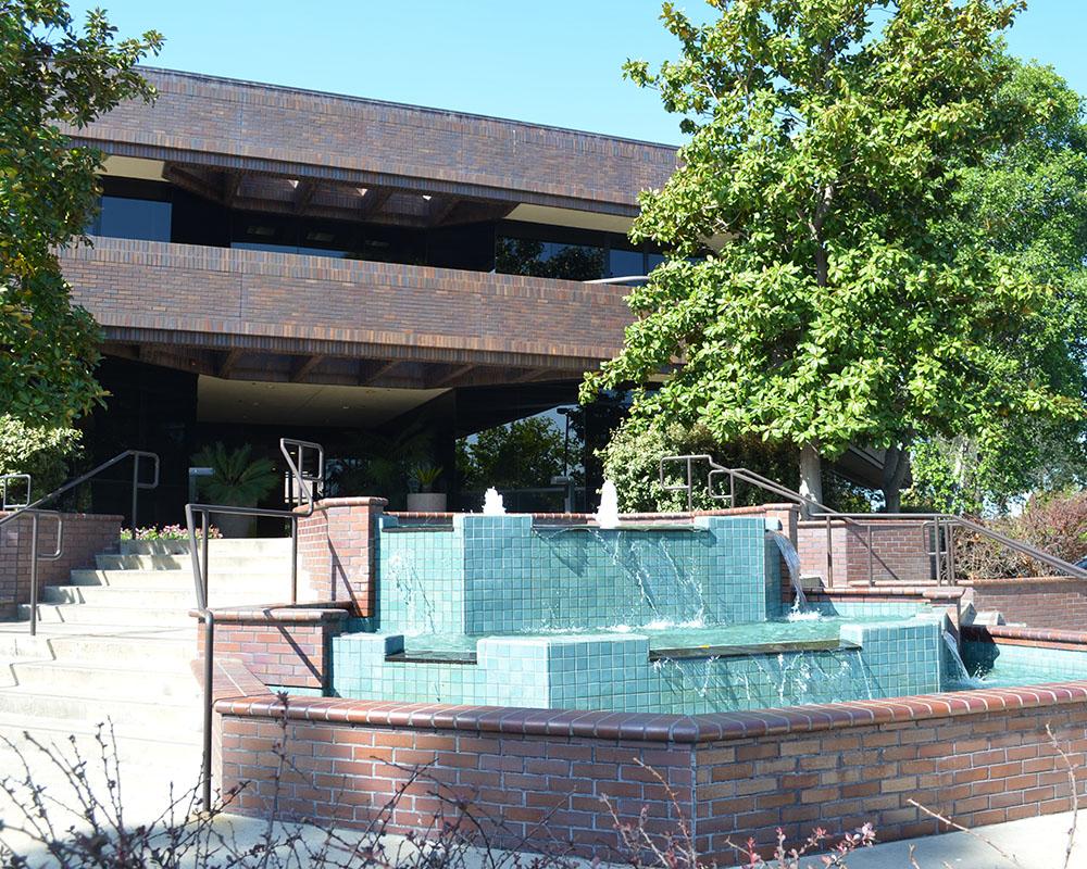 Gateway Center Fountain