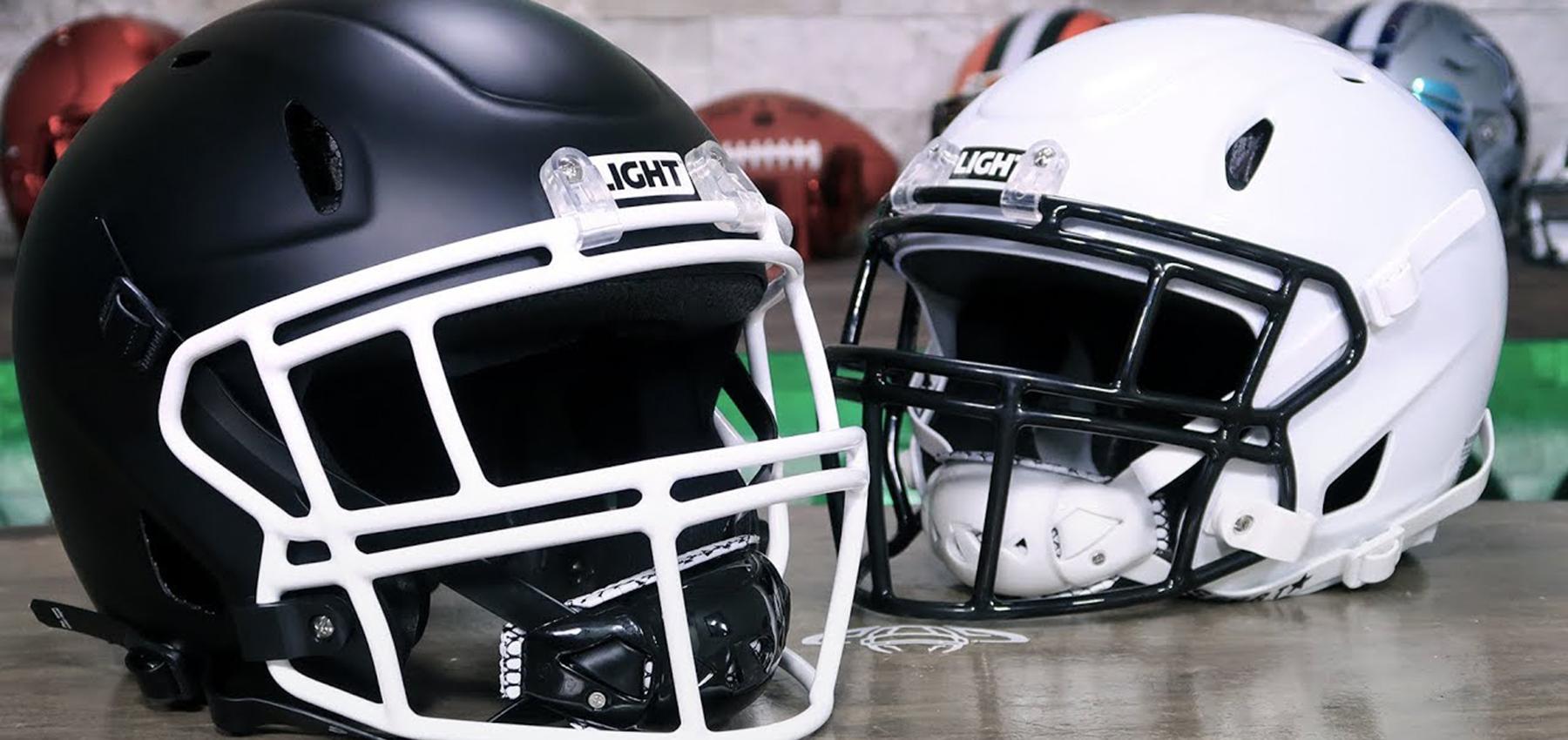 Light Helmets