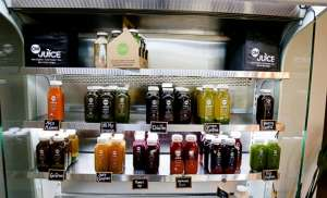 San Diego Juice Bar, OH! Juice