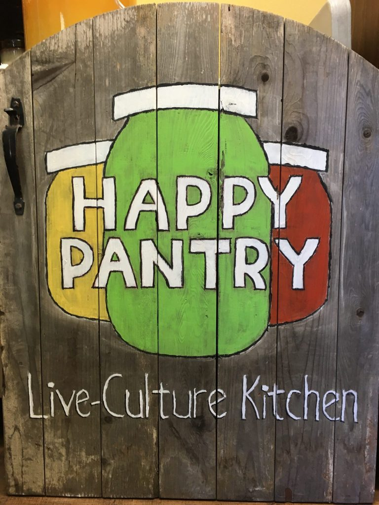 Happy Pantry Logo