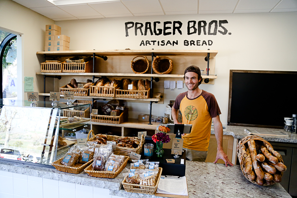 Commercial Kitchen Space - Brager Brothers Bakery