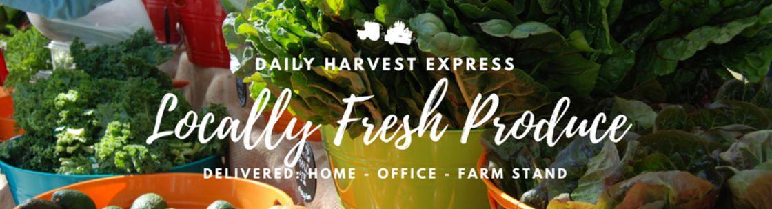 Daily Harvest Market - Locally Fresh Produce