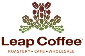 Leap Coffee Logo
