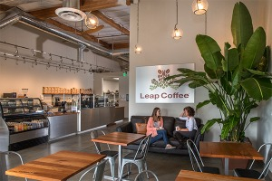 Leap Coffee Roasting and Cafe