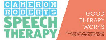 Cameron Roberts Speech Therapy